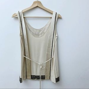 3.1 Philip Lim Silk Top